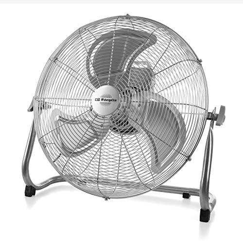 Orbegozo PW 1445 - Ventilador industrial Power Fan, 6 velocidades de ventilación, asa de transporte, rejilla de seguridad, inclinación regulable, 120 W