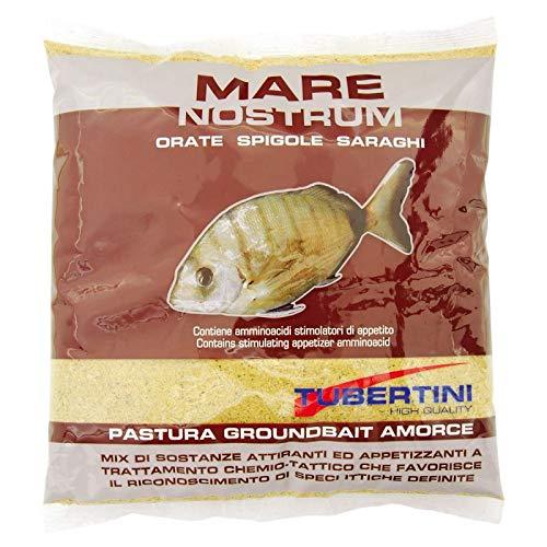 Tubertini Engodo de Pesca Doradas Lubinas Sargos Mare Nostrum 1 kg Sutil Habana