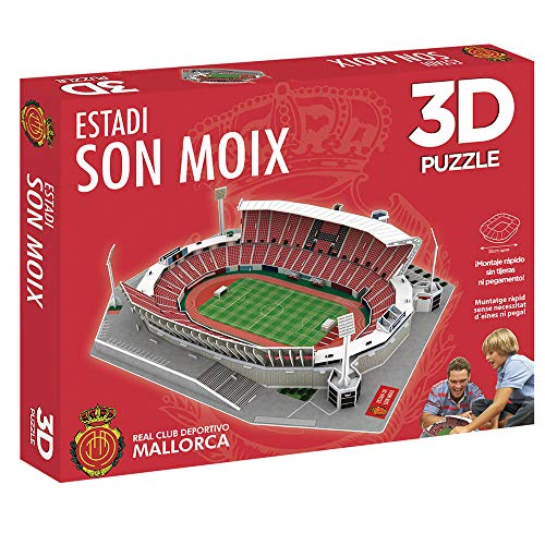 Eleven Force Puzzle 3D Estadio de Son Moix (13385)