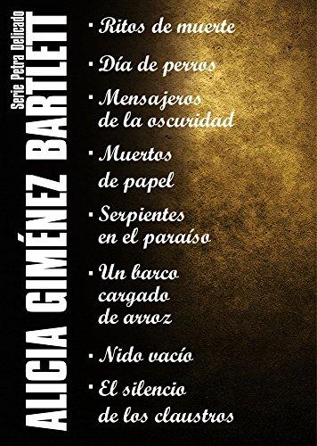 Serie Petra Delicado (Pack) (Edición de 2013) (Áncora & Delfín)