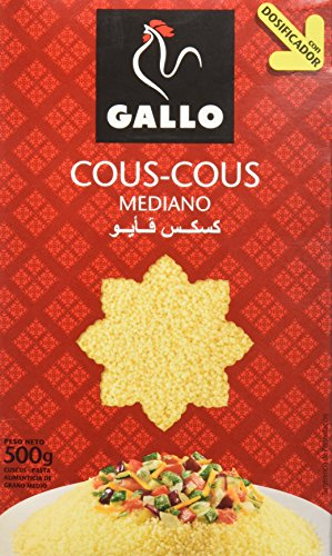 Gallo Cous Cous Mediano, 500g