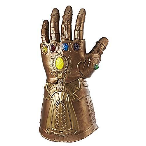 Marvel Avengers - Guantelete electrónico articulado (Hasbro E0491EU4)