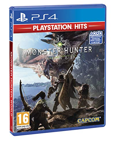 Monster Hunter World PS Hits - PS4