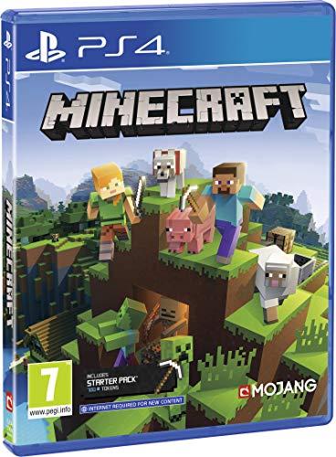 Minecraft Bedrock - PlayStation 4 [Importación inglesa]