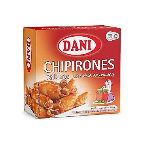 Dani - Chipirones rellenos en salsa americana - Pack 4 x 148 gr.