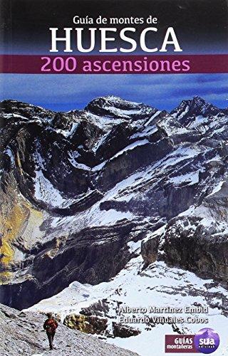 Montes de Huesca (Guias montañeras)