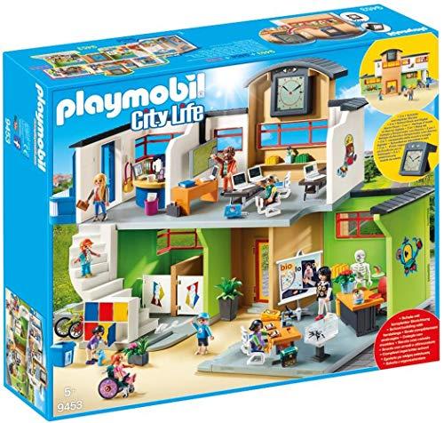 PLAYMOBIL City Life Colegio, 4-10 años (9453)